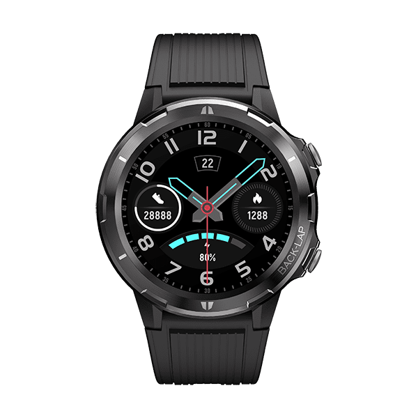 Black watch front