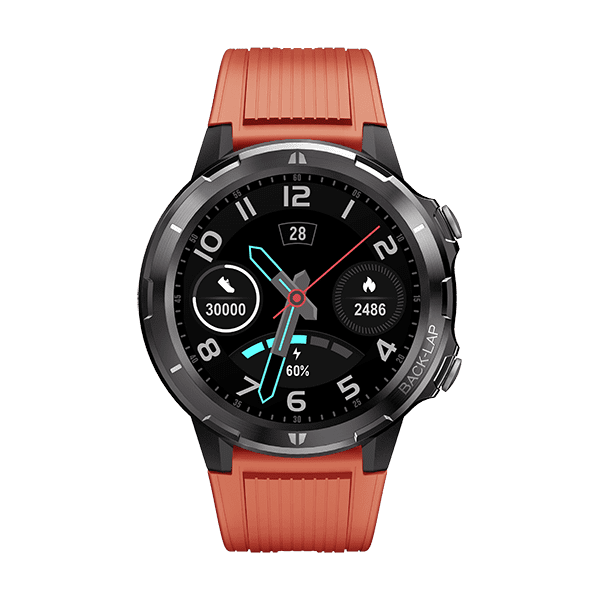 Red watch front 8